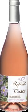 Domaine de Roquemale - les cistes rosé - AOC Languedoc