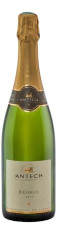 Antech, Blanquette de Limoux, Réserve Brut, 2009
