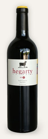 Domaine Hegarty Chamans, n°1, 2014
