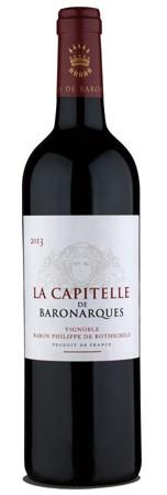 Domaine de Baronarques, La Capitelle 2015