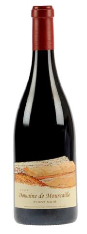 Domaine de Mouscaillo, Pinot noir, Vin de Limoux