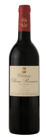 Château Ollieux-Romanis, Classique rouge 2016