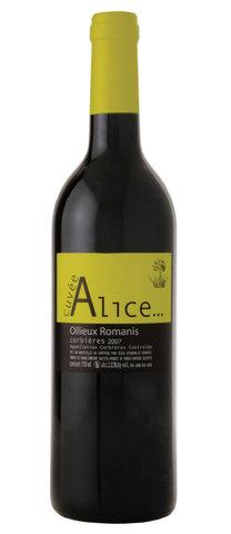 Château Ollieux-Romanis, Alice 2017