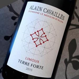 Alain Cavaillès, Terre Forte, Limoux Blanc