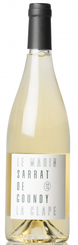 Domaine Sarrat de Goundy, Cuvée Tradition Blanc, 2009