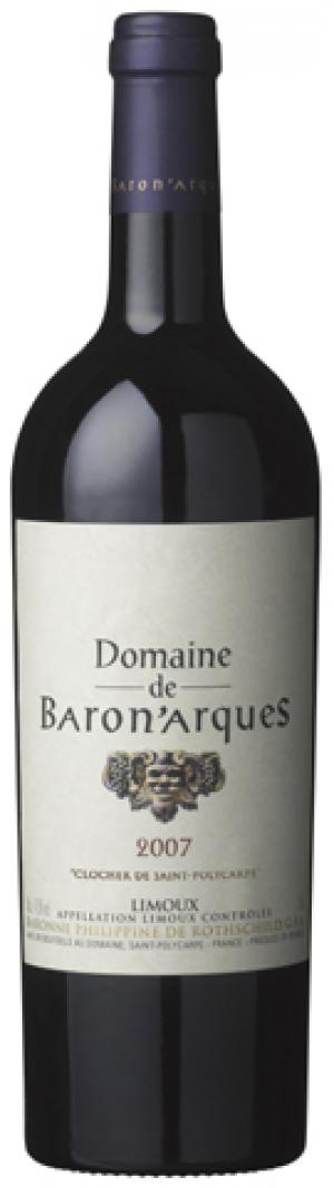 Domaine de Baronarques, rouge 2014