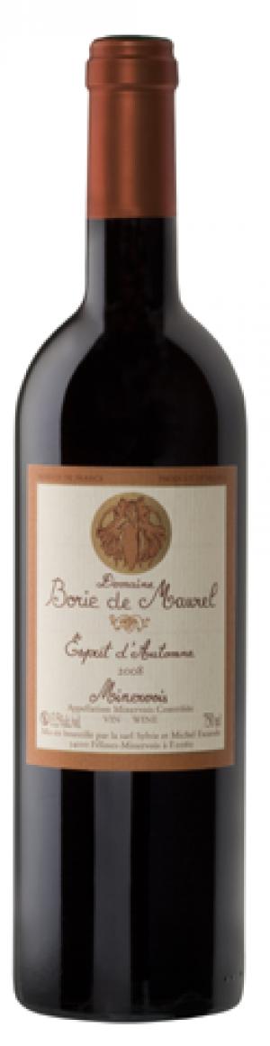 Borie de Maurel, Esprit d'automne 2018