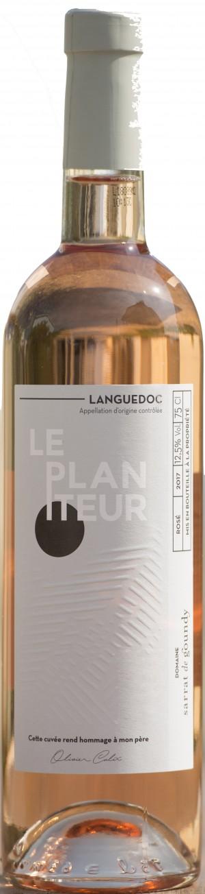 Sarrat de Goundy, Planteur rosé