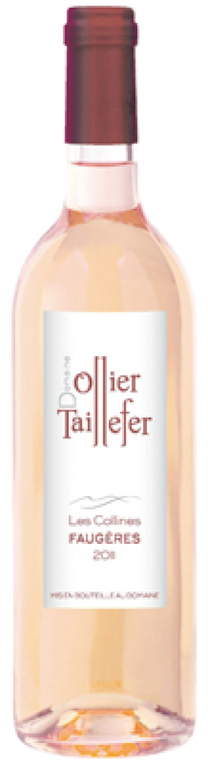Domaine Ollier Taillefer, les Collines rosé