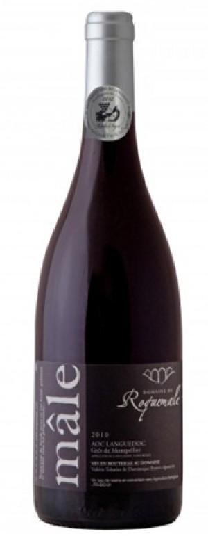 Domaine de Roquemale, Mâle, Vin rouge Languedoc