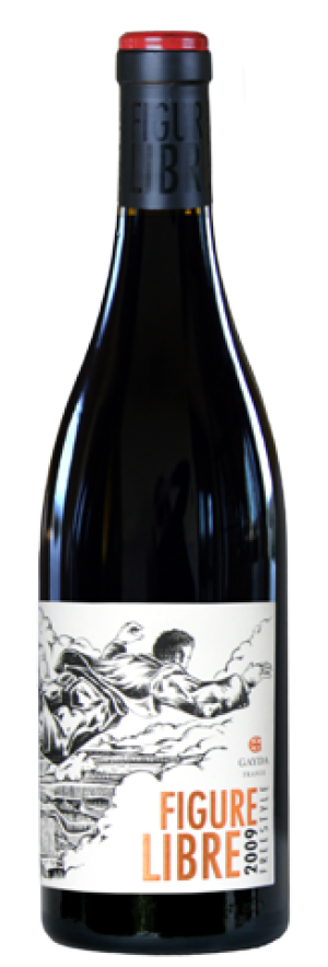 Domaine Gayda, Figure Libre Freestyle rouge, 2014