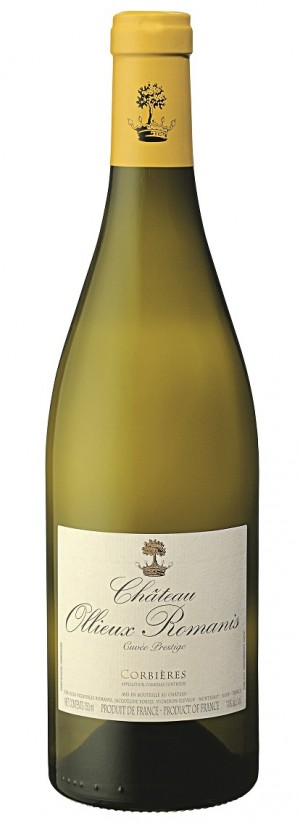 Château Ollieux-Romanis, Prestige blanc 2018
