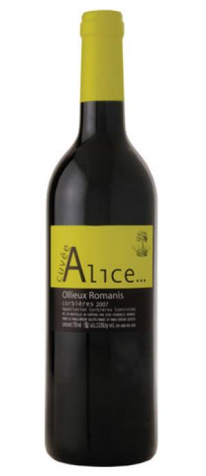 Château Ollieux-Romanis, Alice 2016