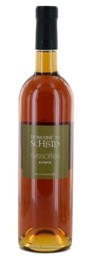 Domaine des Schistes, Rivesaltes solera